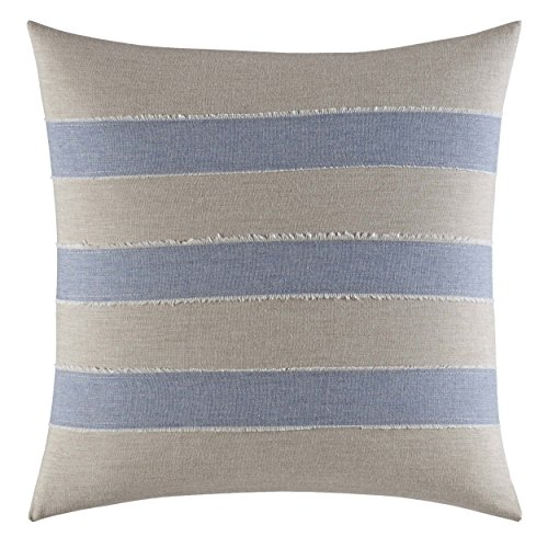 Nautica Abbott Throw Pillow, 16x16, Light Beige