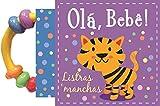 capa de Olá, Bebê!: Listras e Manchas