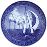 【送料無料祭】ロイヤルコペンハーゲン(ROYAL COPENHAGEN)2012年 イヤープレート[並行輸入品]