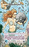 Best Pocket Books Books For Summers - Travel Size Adult Coloring Book of Mermaids: 5x8 Review