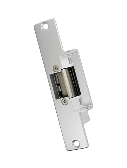 amazon com: leviton 79a00-1 12-volt dc electric door strike with access  control: home improvement