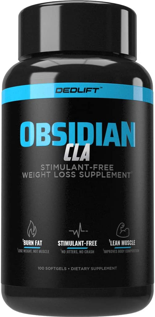 DEDLift Obsidian