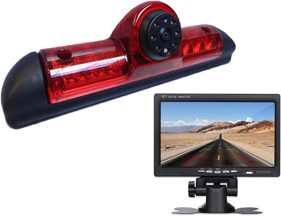 Rückfahrkamera Transportster 7 Zoll Tft Lcd Bildschirm Elektronik