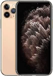 Apple iPhone 11 Pro, 64GB, Gold - Fully Unlocked (Renewed)