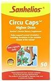 Circu Caps, Higher Dose, 50 sgel ( Multi-Pack) by SANHELIOS
