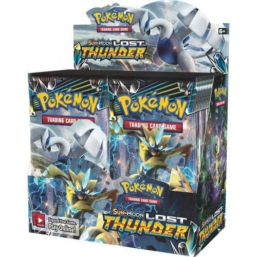 Pokemon TCG: Sun & Moon Team Up, 36 Pack Booster Box