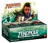 MTG Magic the Gathering BFZ Battle For Zendikar Booster Box - 36 packs