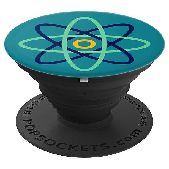 Amazon Atomic Atom Symbol Science Nerd Geek Popsockets Grip