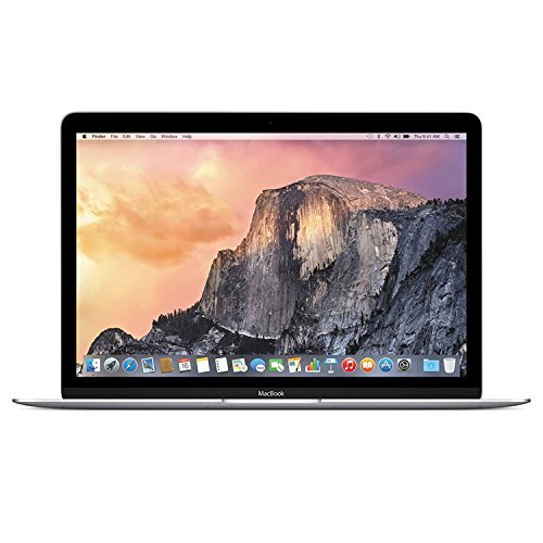 Apple Macbook Retina Display 12 Inch Core M-5Y31 1.1GHz 8GB RAM 256GB SSD (Certified Refurbished)