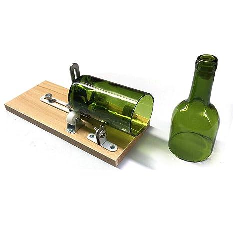 Cozyel cortador de botellas de cristal, kit de herramientas para ...