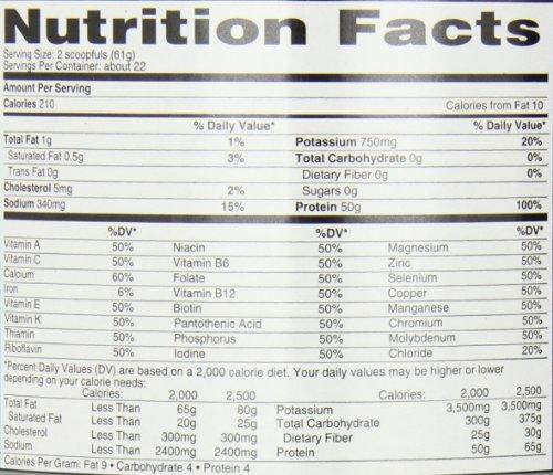 Carb Isopure Isopure Zero Carb Protein