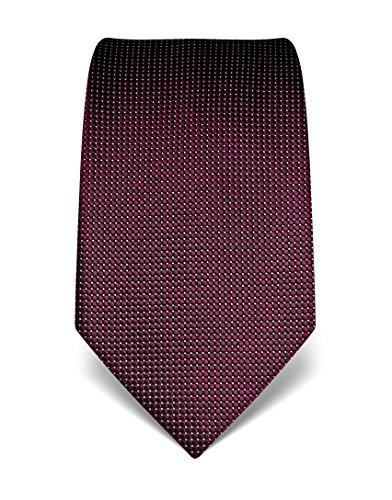 Vincenzo Boretti Men's Silk Tie - polka dot pattern - many colors (Halloween Unusual Effects)