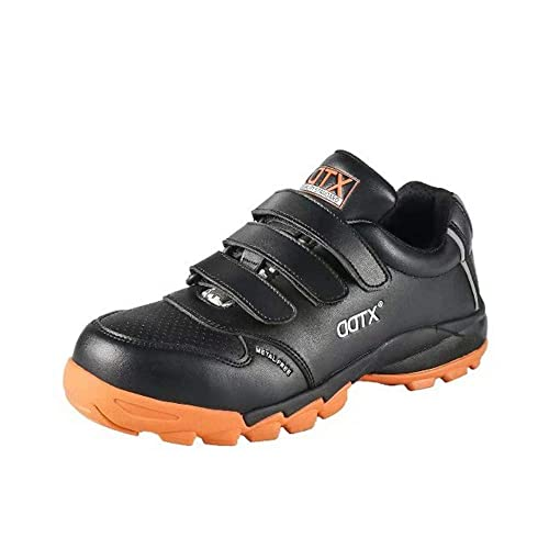 7261ba49ab4 DDTX Safety Work Shoes Composite Toe Cap Lightweight Black SB EN ISO 20345  Insulated Size 2.5-12