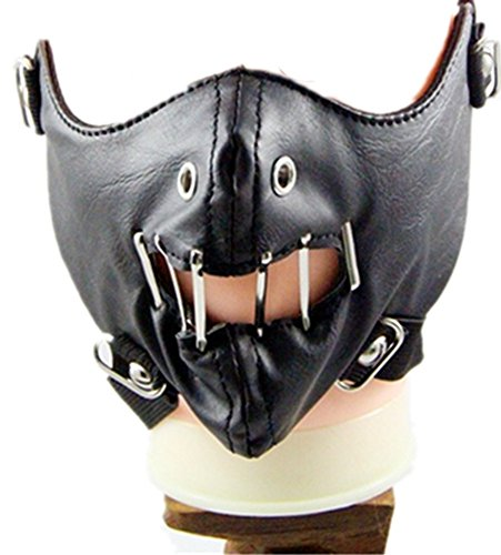 Punk family Men and women Rivet Rock Non-mainstream Mask Personality Motorcycle Masks by Punk family