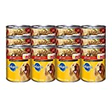 PEDIGREE CHOICE CUTS in Gravy With Beef Canned Dog Food 13.2 Ounces by Pedigree