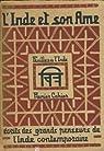 L'Inde et son Âme - Écrits des grans penseurs de l'Inde contemporaine par [TAGORE (Rabindranath)]. COLLECTIF.
