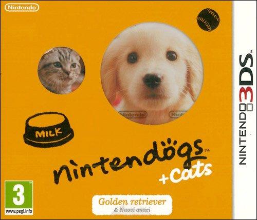 30 opinioni per Nintendogs + Cats: Golden Retriever & Nuovi Amici