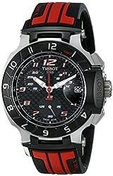 Tissot Men's T0484172720701 T-Race MotoGP Limited Edition Analog Display Swiss Quartz Red Watch