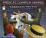 Front cover for the book America's Champion Swimmer: Gertrude Ederle by David A. Adler