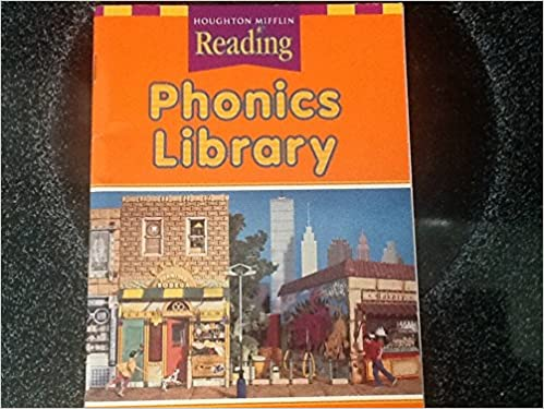 Phonics Library Level 2 Theme 3 Houghton Mifflin Reading