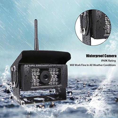 Svtcam Sv Kt03 Digital Wireless Backup Camera Systems