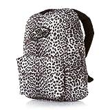 Vans Others Realm - Mochila para mujer multicolor (snow leopard) black/black Talla:45.5 x 38.5 cm
