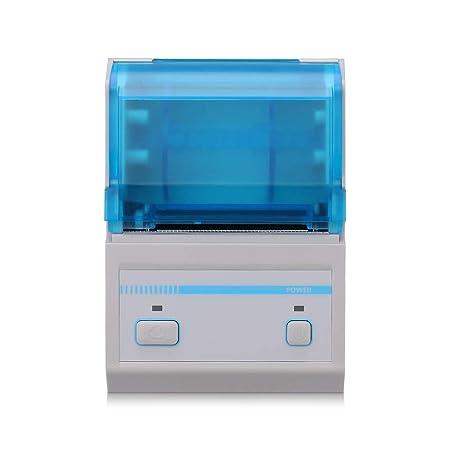 QWERTOUY Pos 2 Pulgadas Impresora de Etiquetas de código de ...