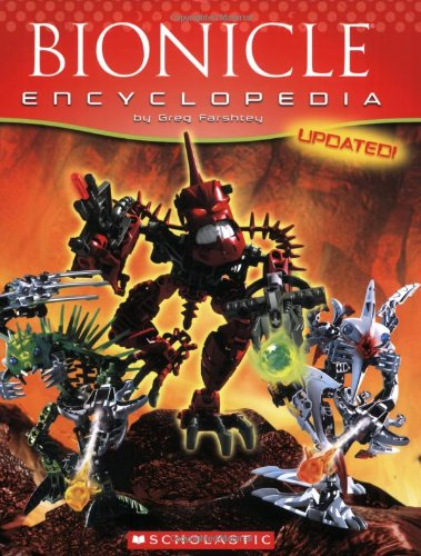 Bionicle Encyclopedia by Scholastic