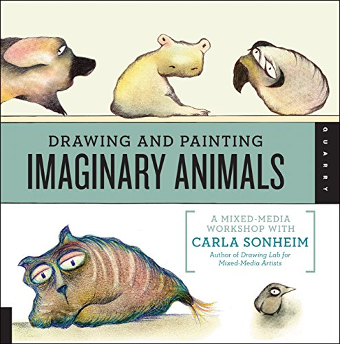 Quayside Publishing Quarry Books, Drawing and Painting Imaginary Animals ()