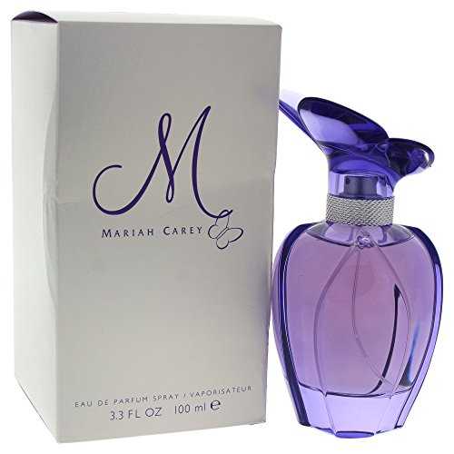 M By Mariah Carey For Women, Eau De Parfum Spray, 3.3 Ounces (M Gift Mariah Carey By Set)