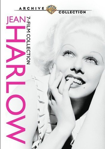 Jean Harlow 7-Film Collection by Warner Archive Collection