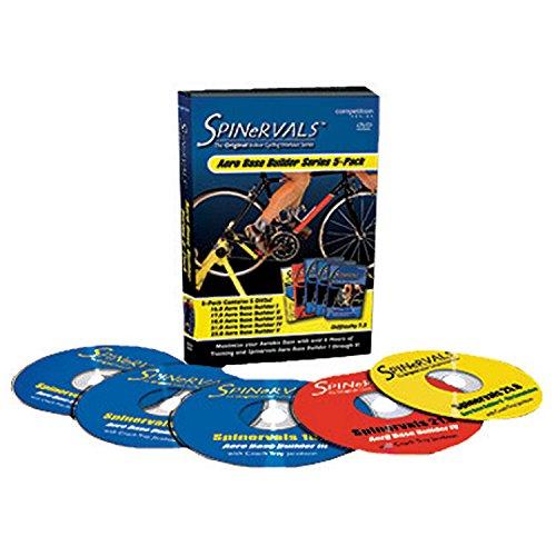 Spinervals Endurance Builder 5-Pack DVD by Spinervals