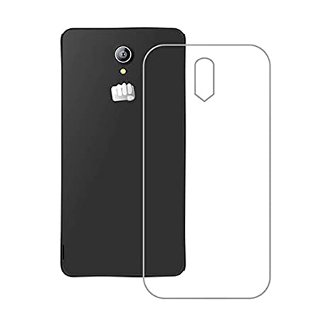 low price 24e74 de4bd Johra for Micromax Canvas Mega Q417 Back Cover, Case: Amazon.in ...