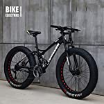 51%2B4TrQm7IL. SS150 XIAOFEI Top Bici 26 Pollici MTB, Motociclo Ruota Grassa/Fat Bike/Pneumatico Grasso Mountain Bike Beach Cruiser…