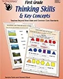 img - for First Grade Thinking Skills & Key Concepts book / textbook / text book