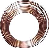 NONE 6363204859800 Copper Refrigeration Tubing (1/4'')