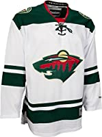 NHL Minnesota Wild Men's Center Ice Premier Jersey