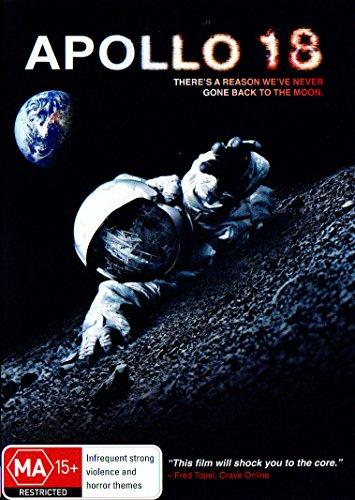 Apollo 18   NON-USA Format   PAL   Region 4 Import - Australia