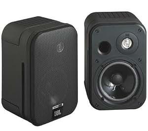 JBL Altavoces HiFi Control One black (x2)