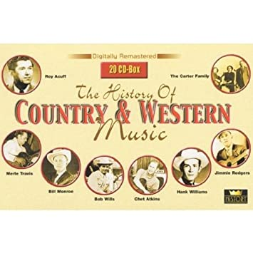 History of Country & Western: Amazon.co.uk: Music