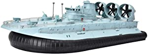 Simlug RC Boat for Pools & Lakes, HG-C201 1/110 Scale 2.4G Hovercraft Remote Control Boat RC Toy for Kids and Adults