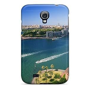 Pretty FDYeI18612SavlD Galaxy S4 Case Cover/ Sydney Australia Series High Quality Case