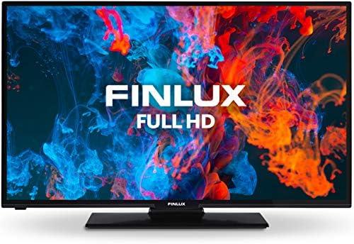 Finlux fl4022 – Full HD 40 – 102 cm (40 pulgadas) LED de televisor/LED TV/Full HD 1920 x 1080p, pantalla plana para televisor | USB | HDMI y sintonizador DVB-T integrado |