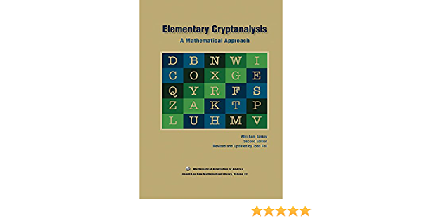 cryptanalysis mathematics of investment