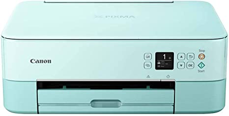 Impresora Multifuncional Canon PIXMA TS5353 Verde Wifi de ...