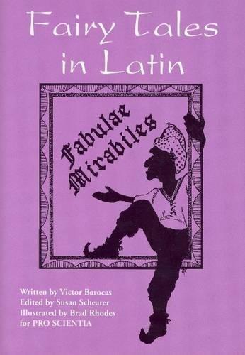 Fairy Tales in Latin: Fabulae Mirabiles