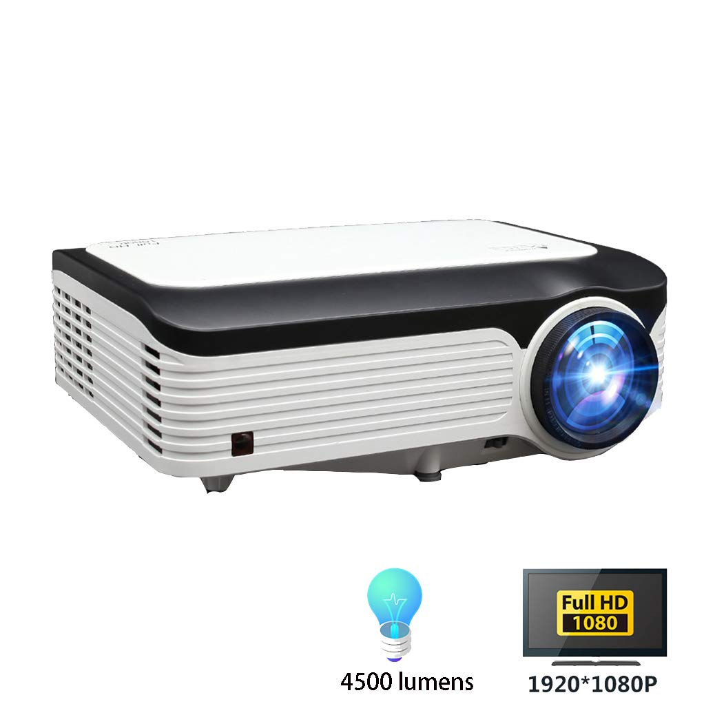 Inson Proyector de Video Full HD 1080P Proyector de Video ...