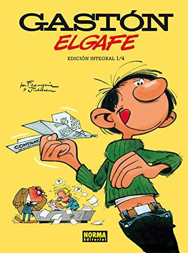 Descargar Libro Gaston Elgafe. Edición Integral 1 Jidéhem Franquin