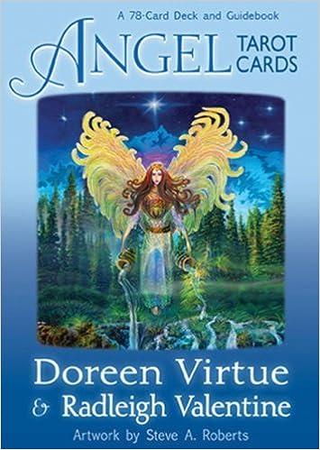 Angel Tarot Cards: Doreen Virtue, Radleigh Valentine