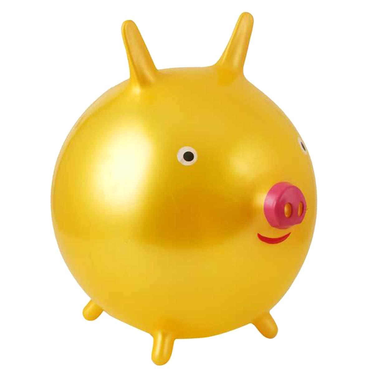 Toyvian Salto de Cerdo Inflable Saltando al Aire Libre en el ...